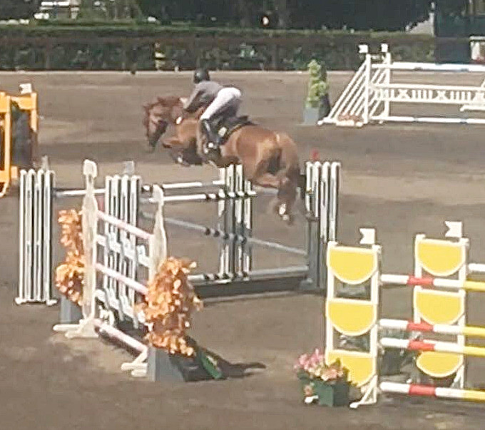 Springfiel and Katie Laurie 3rd in the World Cup Syndey