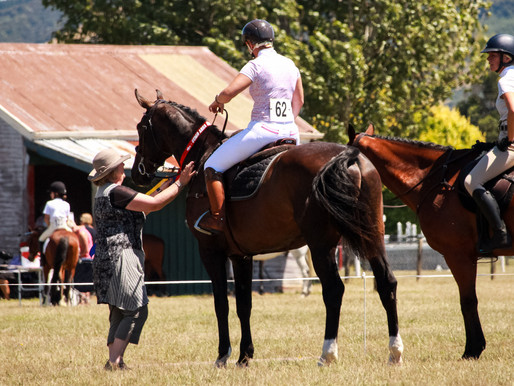 Some photos from Otago Show Jumping.