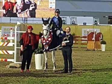 FLASHBACK - MELBOURNE ROYAL SHOW