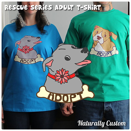 Rescue Series T-Shirt Daisy (Adult)