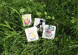 Rescue Series Stickers