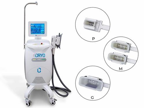 I-Cryo Fismatek - Criolipólise com 2 aplicadores - M e G