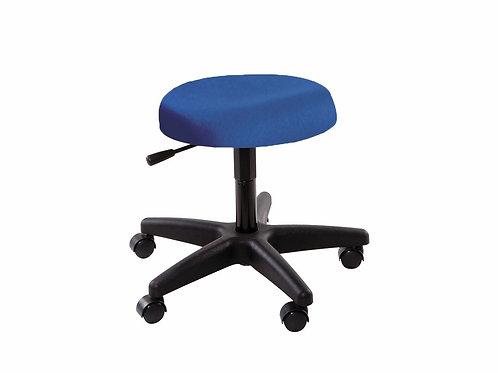 Cadeira Mocho sem Encosto - Base Preta - Arktus