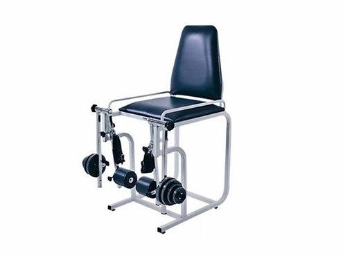 Cadeira de Exercício - Aparelho de Bonnet - Flexão e Extensão - Carci