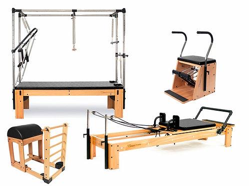 Kit Studio Classic Pilates Completo Preto - Arktus