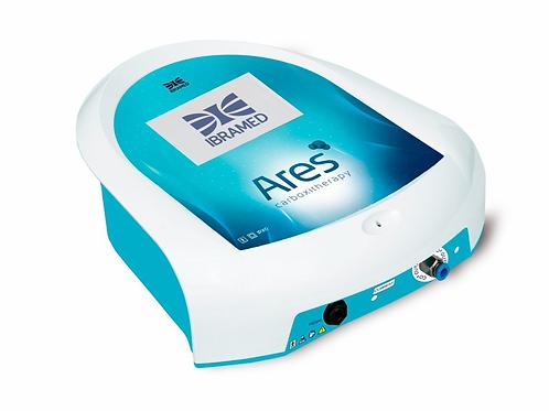 Ares Ibramed - Aparelho de Carboxiterapia C/ Gás Aquecido e Corrente High