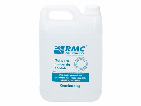Gel Condutor Incolor - Galão 5kg - RMC
