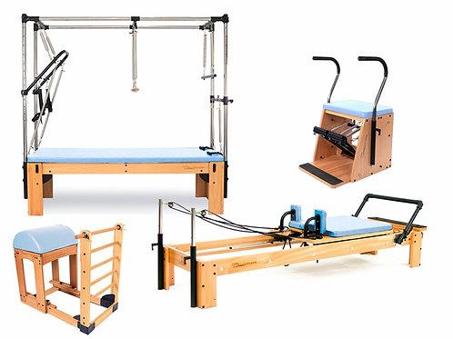 Kit Studio Classic Pilates Completo Azul Claro - Arktus