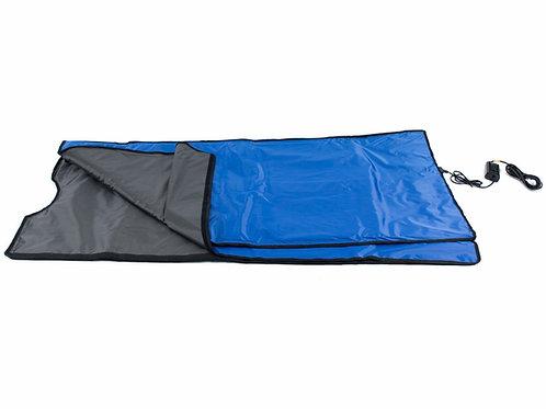 Manta Térmica Termotek Corporal Mini Dome - Azul - Estek