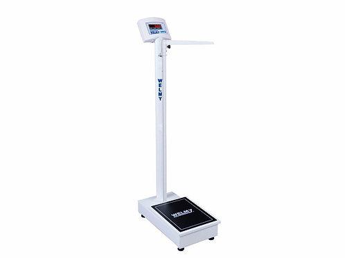 Balança Antropometrica Digital W-200/100 A Led - Welmy