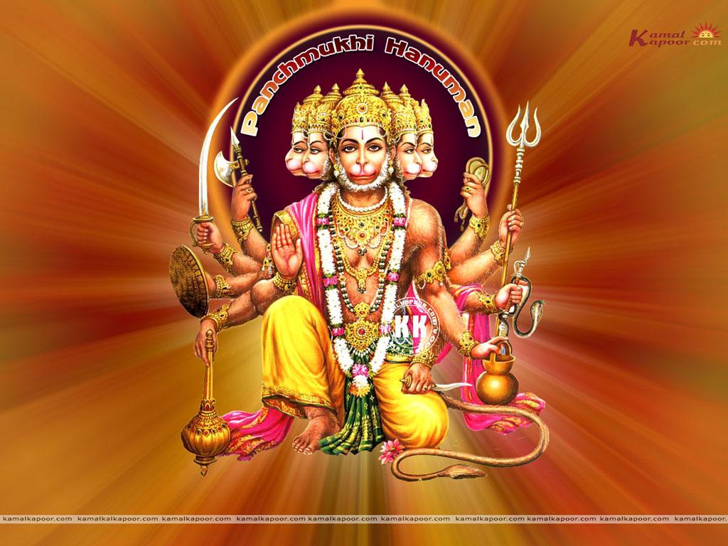 Panchmukhi Hanuman Photos