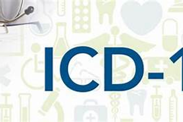 Week 3 Introduction to ICD-10
