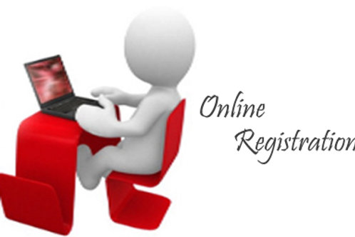 Deposit /Registration-ONLINE PROGRAM-For Payment Plans