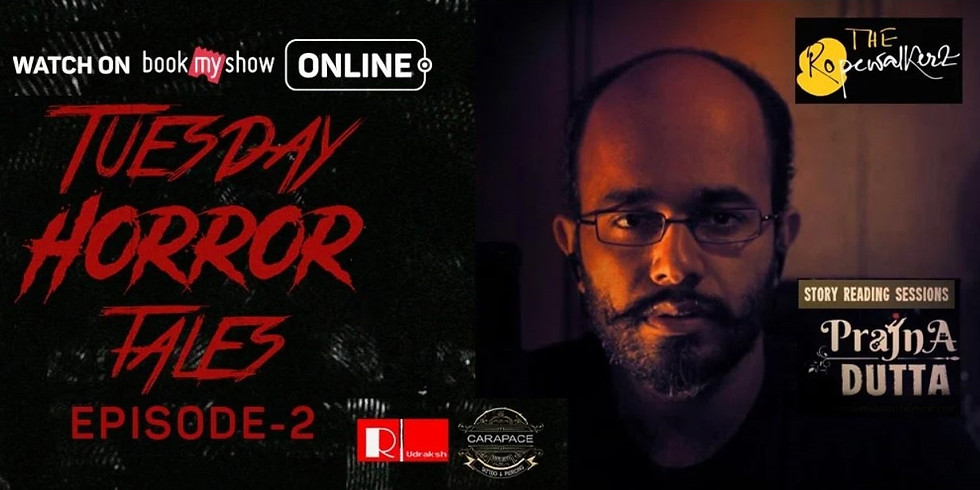 Tuesday Horror Tales - EP - 02