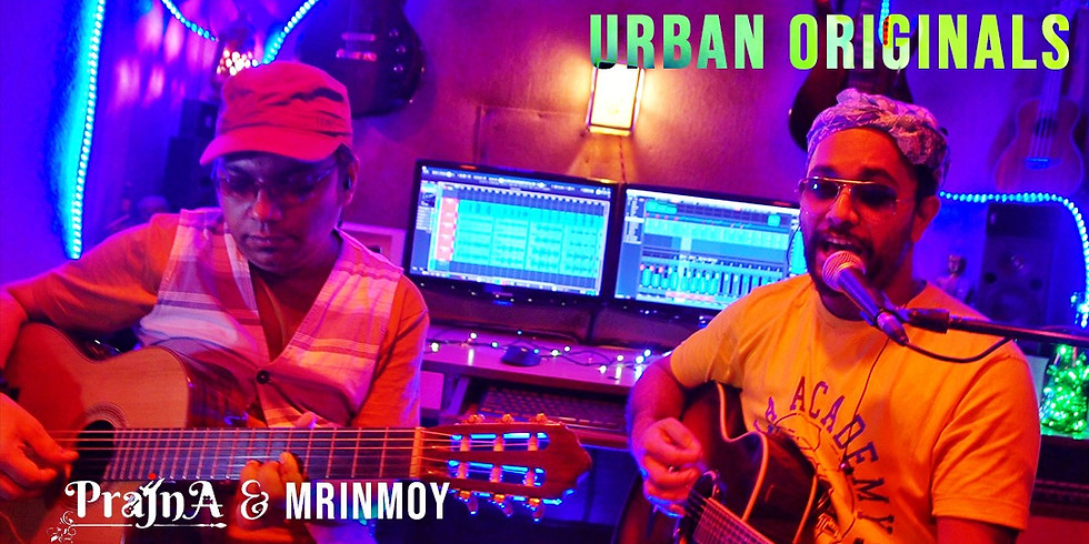 Urban Originals by Prajna & Mrinmoy
