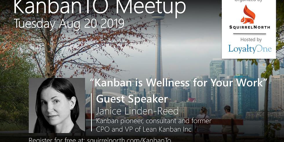 KanbanTO Meetup - Aug 20