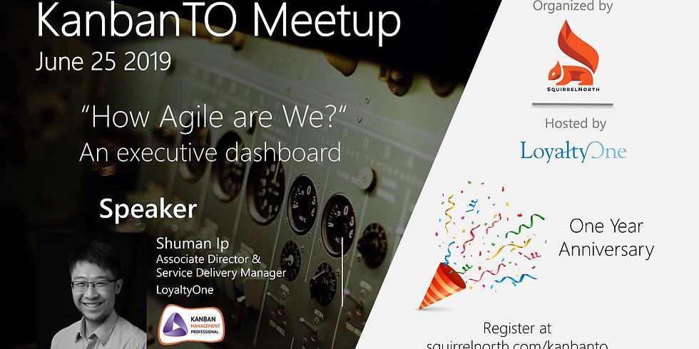KanbanTO Meetup - June 25