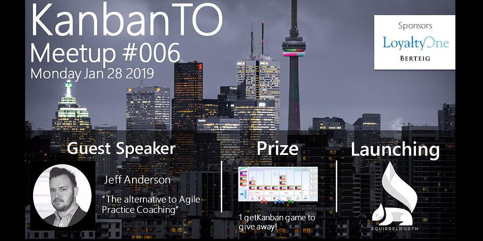 KanbanTO Meetup - January