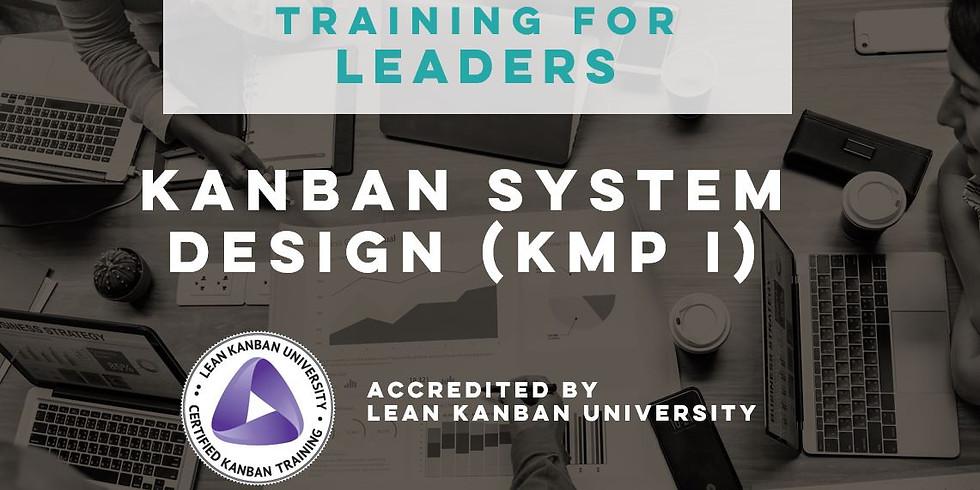 [Ottawa] March KMP I - KANBAN SYSTEM DESIGN®