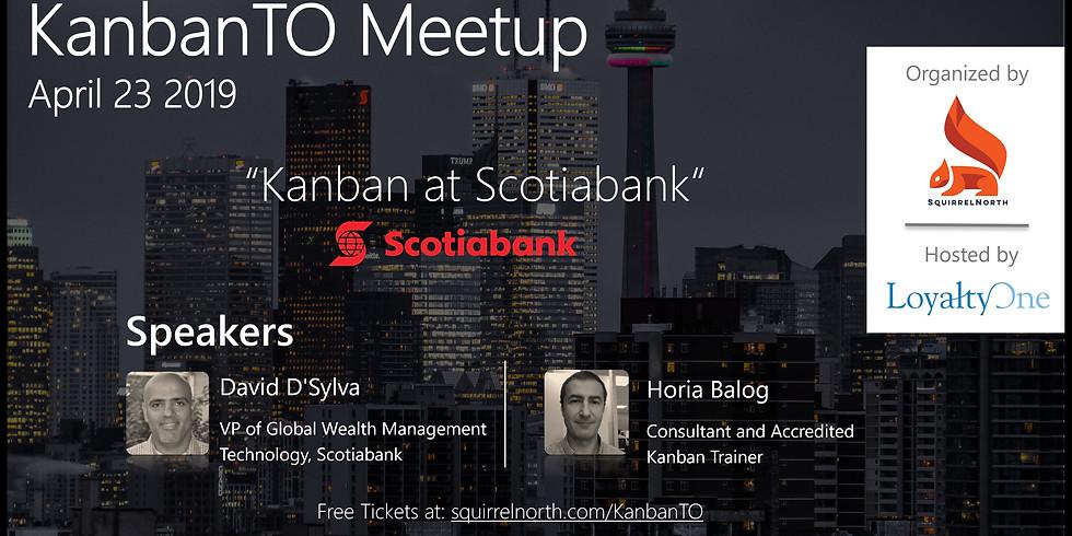 KanbanTO Meetup - April 23
