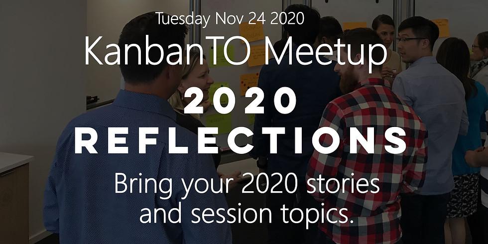 KanbanTO Nov 24 - 2020 Reflections