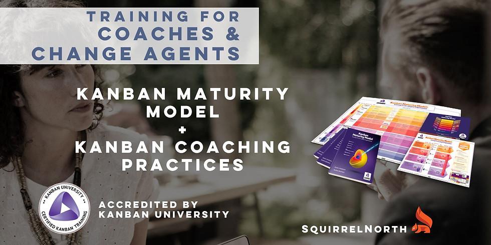 [Toronto] February KMM+KCP Bundle - Kanban Maturity Model® and Kanban Coaching Practices