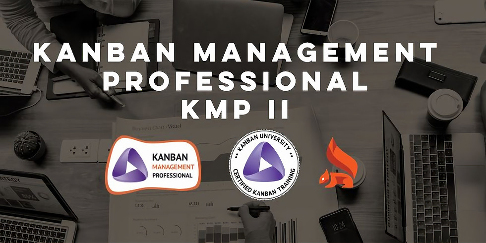 [Online] August - Kanban Management Professional® (KMP II) - SPECIAL DISCOUNT