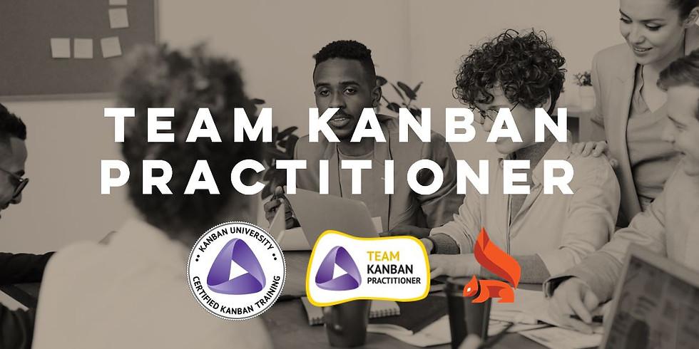 [Online] October - Team Kanban Practitioner® (TKP)