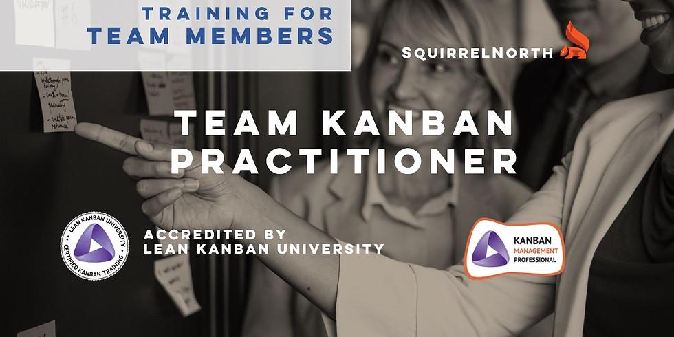 TKP - TEAM KANBAN PRACTITIONER