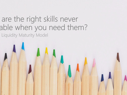 Why are the right skills never available when you need them?