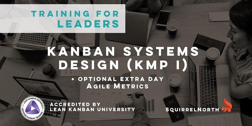 [Toronto] February KMP I - KANBAN SYSTEM DESIGN®