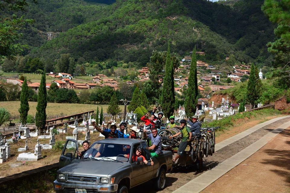 Mountain Bike México. Mountain Bike Puerto Vallarta. Mountain Bike Sayulita. Mountain Bike Tours