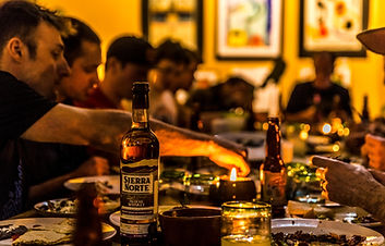 Sierra Norte Whiskey I Made in Oaxaca