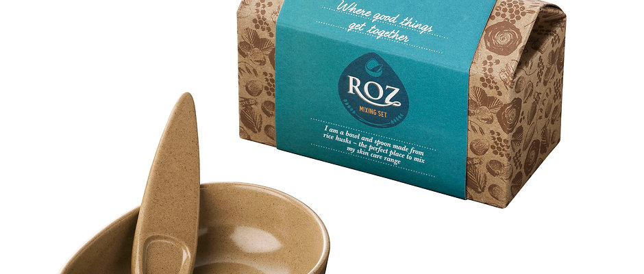 Roz Eco Skin Care Mixing Kit
