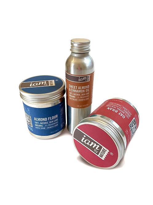 Cinnamon Do Face Scrub (Kit)