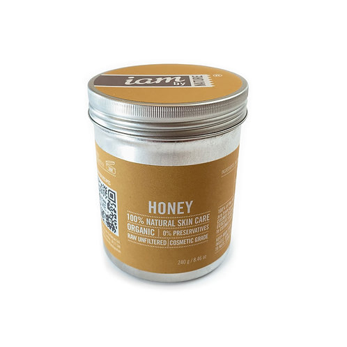 Organic Raw Honey Refill