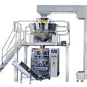 Envasadora vertical para sólidos granuladosalta velocidad de bolsas 500 gr a 2000gr