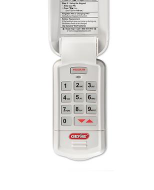 Garage Door Opener Wireless Keypad