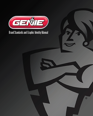Genie Brand Standards Guide Front Page.p