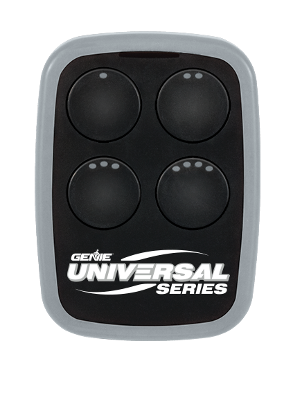 Genie Garage Door Opener Accessory: Universal 4-Button Remote