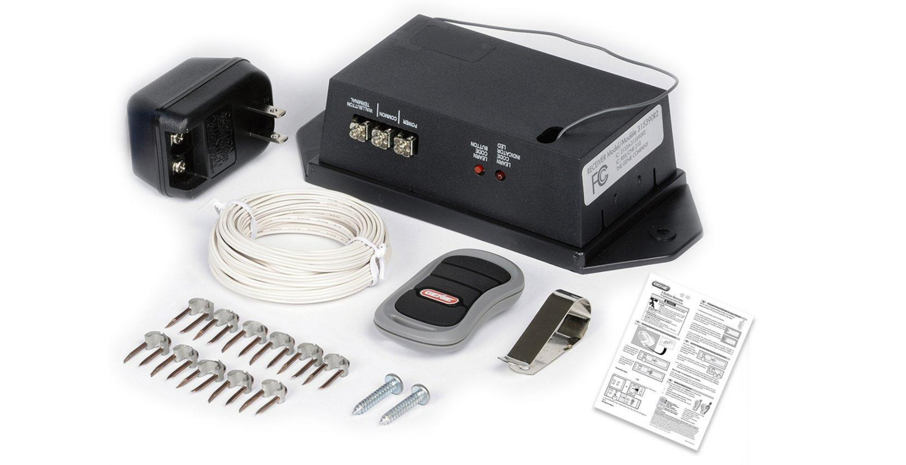 Genie Garage Door Opener Accessory: Dual Frequency Conversion Kit