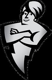 Genieman - The Genie Company Mascot