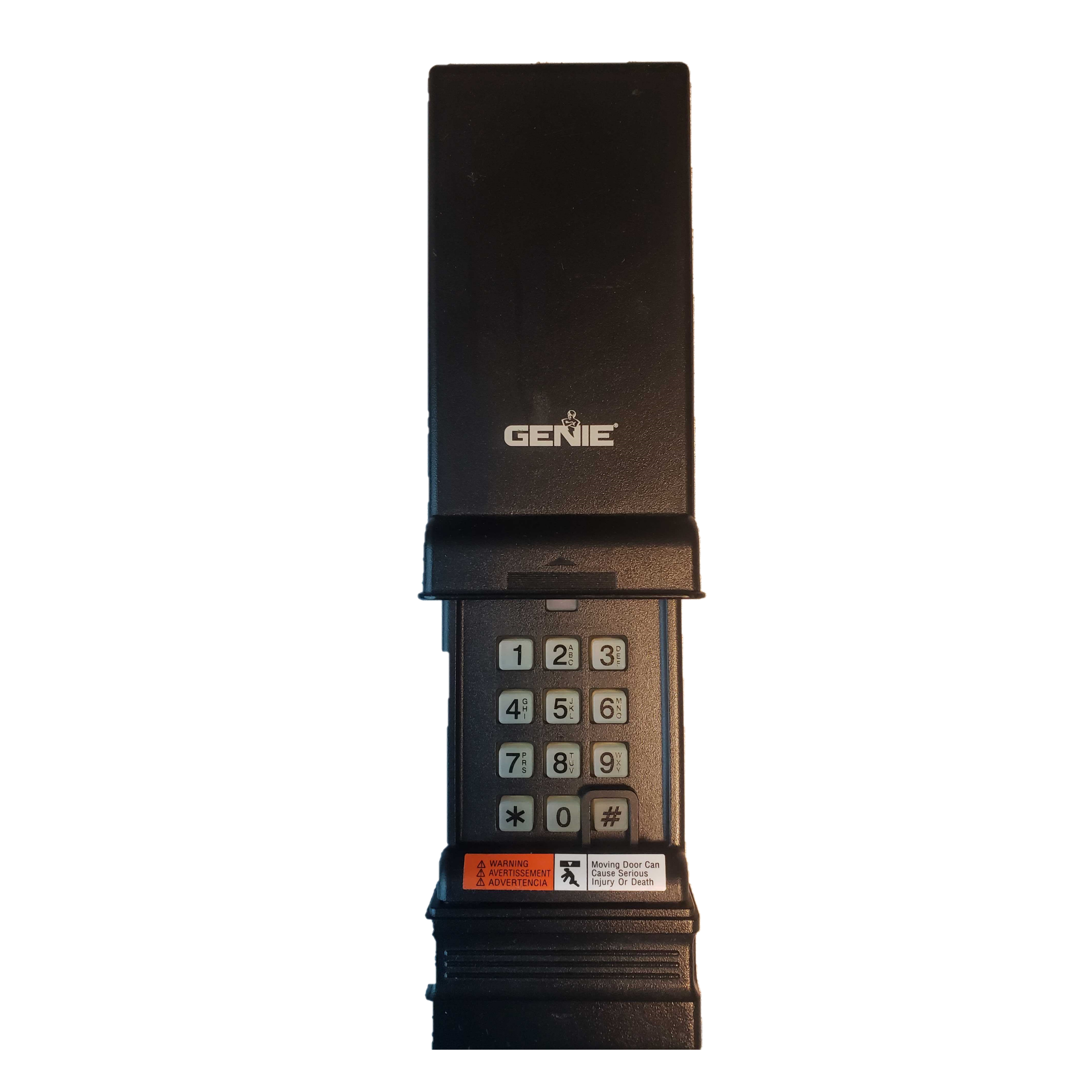 Genie Garage Door Programming Accessories Keypads