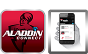 Aladdin Connect Smartphone Connectivity