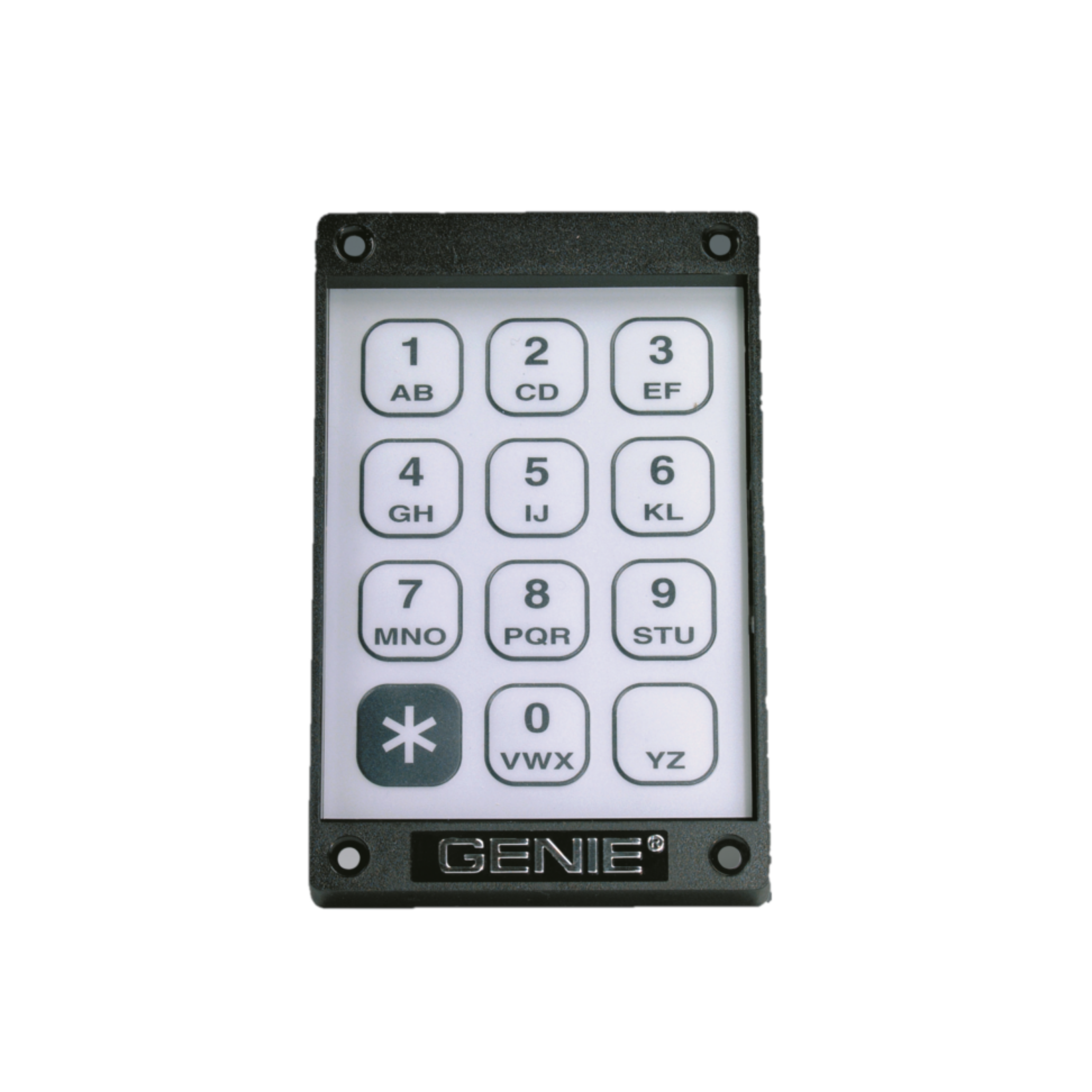 Genie Garage Door Opener Accessory: Universal Wired Keypad
