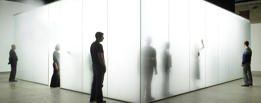 Anthony Gormley, Blind Light 2007