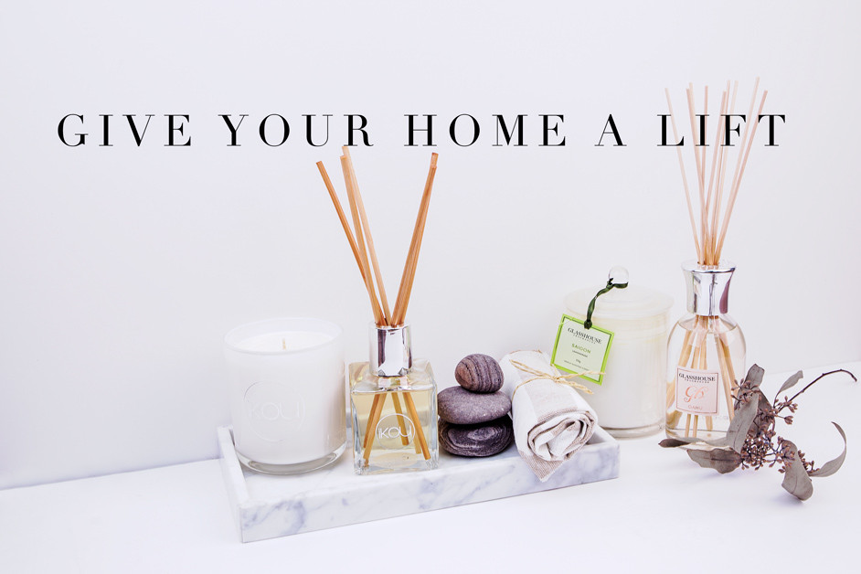 Tips to scent up your house
