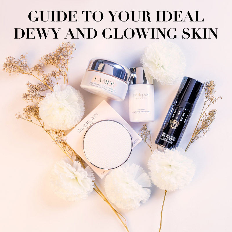 Ready, steady, glow: 6 beauty secrets for gorgeous glowing skin