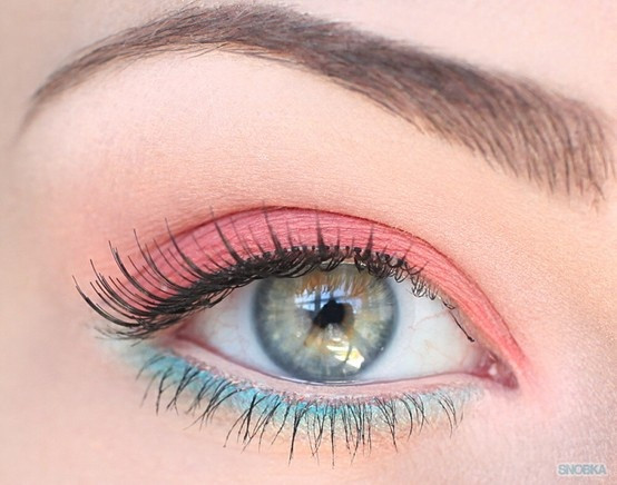 Pastel eyes | BeautyFresh