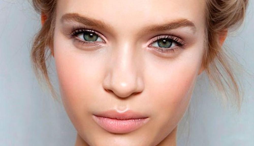 No makeup look | BeautyFresh